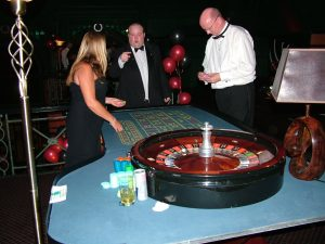 James Bond Casino Night in Bournemouth