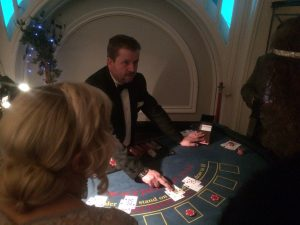 Casino Hire Farborough