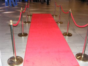 Hollywood Red Carpet Hire