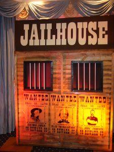 Wild West - jailhouse