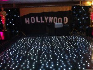 Starlit Dance Floor Hire Hampshire - Botleigh Grange