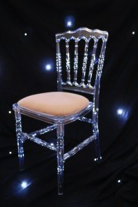 Ghost Chair Hire Hampshire
