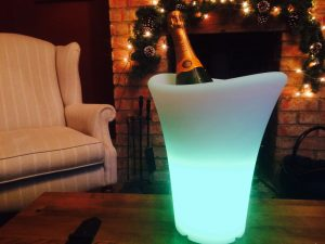 LED Ice Bucket Hire Hampshire