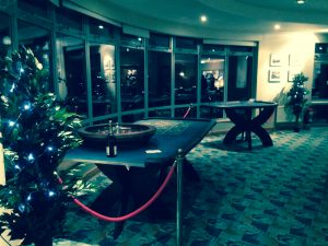 Casino hire Hayling Island Golf Club