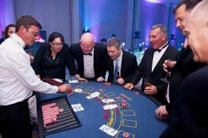 Casino Hire Hampshire