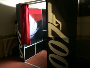 James Bond Photo Booth Hire Hampshire